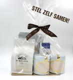 Geschenkpakket koffie & thee_