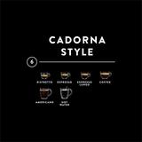 Gaggia Cadorna Style_