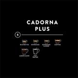 Gaggia Cadorna Plus_