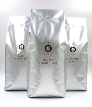 Tasting offer 3 x 1 kg coffee
